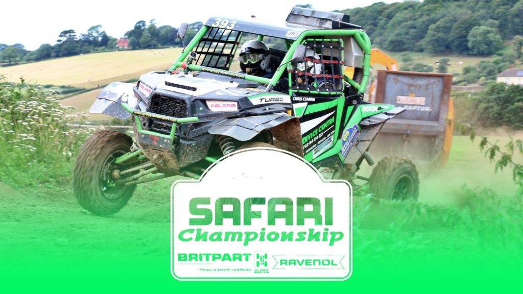 All Wheel Drive Safari Challenge