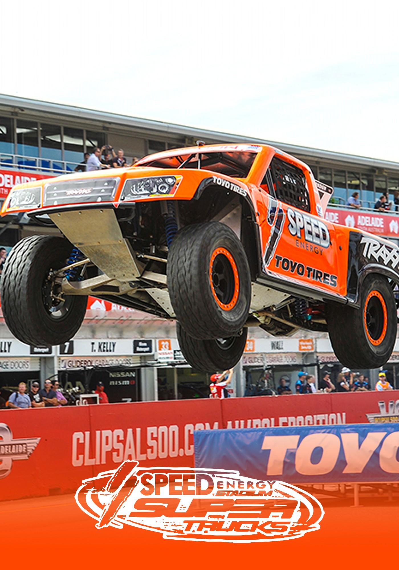 Australian Super Trucks