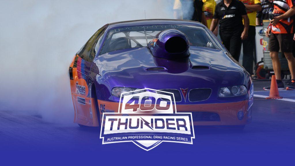 400 Thunder Australian Drag Racing Series