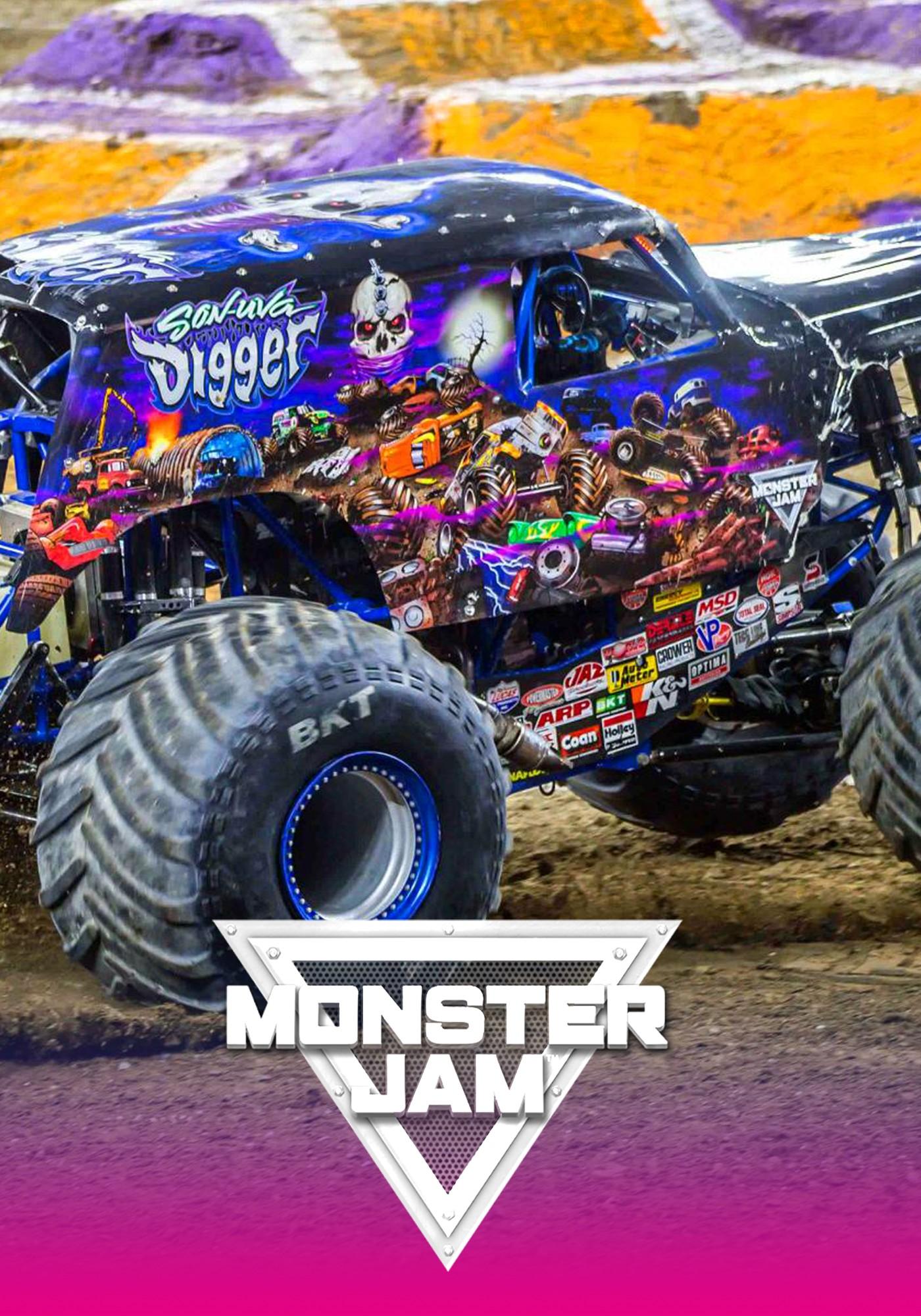 Monster Jam Championship Series