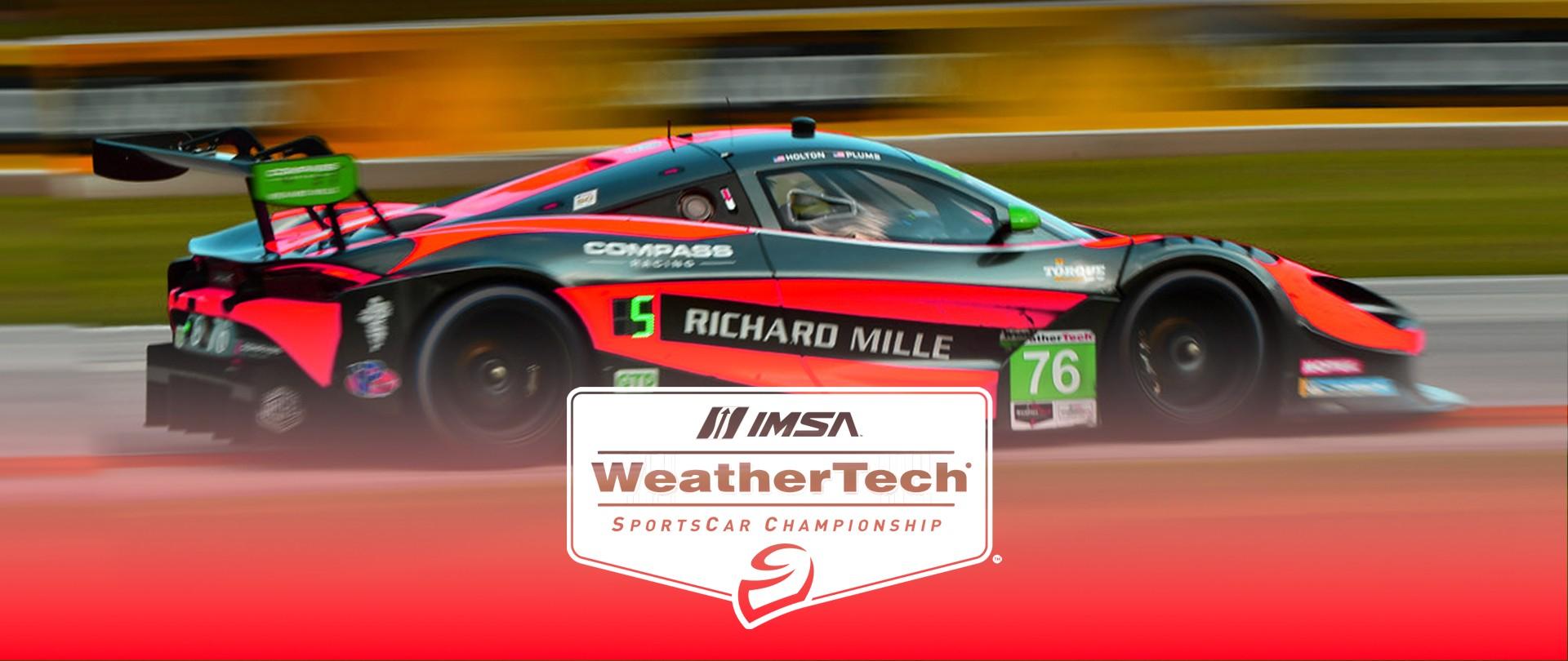 IMSA WeatherTech SportsCar Championship