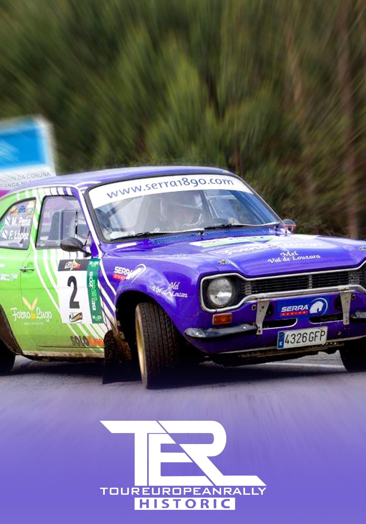 Tour European Rally Historic